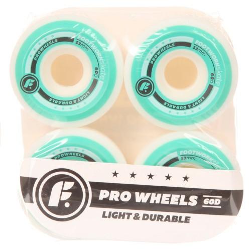 Колеса для скейта Footwork LX Mint 53 mm 60D