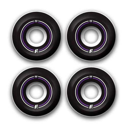 Колеса для скейтборда Footwork Basic 52 mm 100a