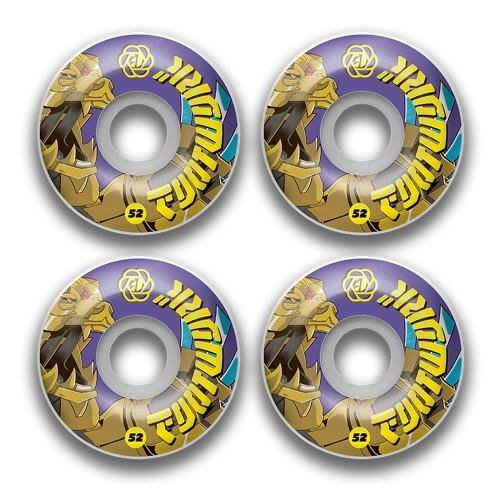 Колеса для скейтборда Footwork Bear Beast 53 mm 101a