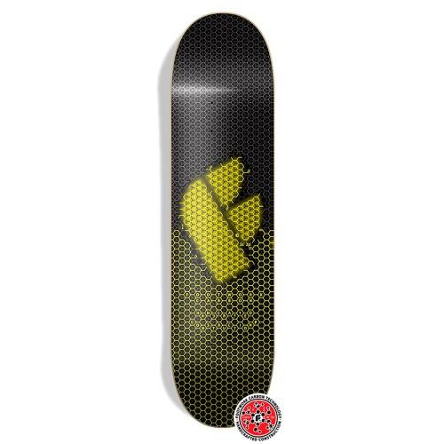 Дека для скейтборда Footwork Carbon Formula Gold 8 x 31.5