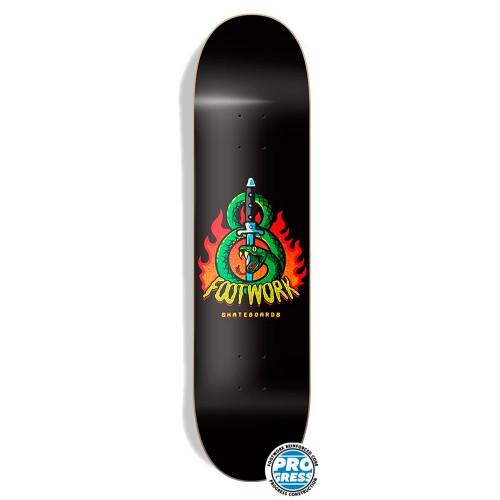 Дека для скейтборда Footwork Progress Hellfire 8 x 31.5