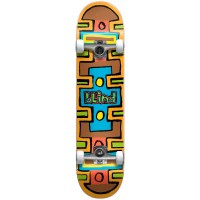 Blind Square Space FP Soft Wheels Complete Brown 7.75