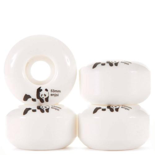 Колеса для скейтборда Enjoi Panda Wheel Whitey 53 mm