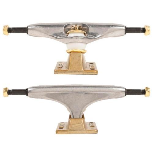 Комплект подвесок для скейтборда Tensor Alloys Raw/Gold 5.25