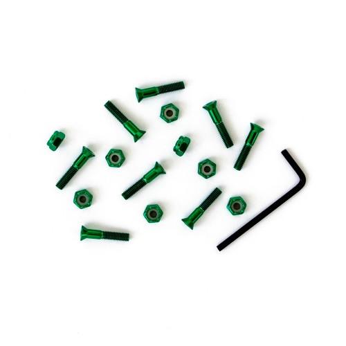 Комплект винтов Footwork Shiny Green 1.0