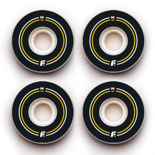Колеса для скейтборда Footwork Basic 56 mm 100a
