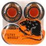 Колеса для круизера Footwork Filthy Black 53 mm 85a