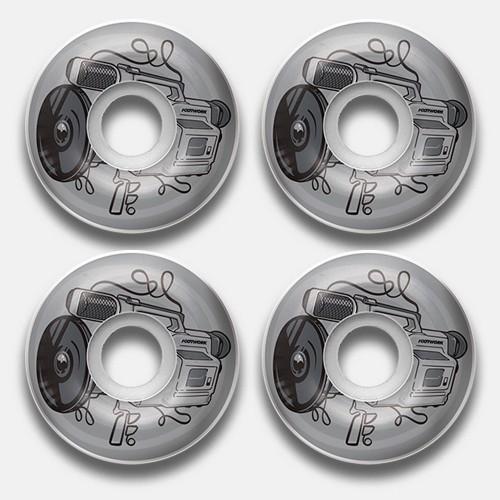 Комплект колес Footwork VX 1000 54mm 101a