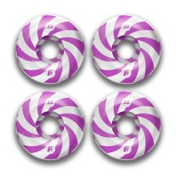 Footwork Swirl Purple 54mm 99a