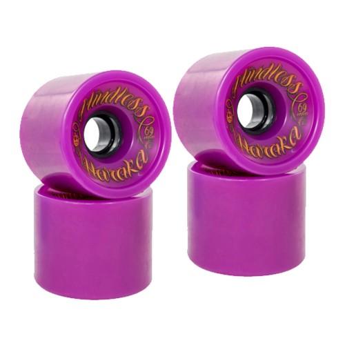 Колеса Haraka Wheels Purple 81A 69x55мм