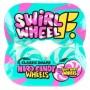 Комплект колес Footwork Swirl Mint 52mm 99a