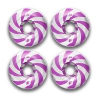 Footwork Swirl Purple 54mm 99a