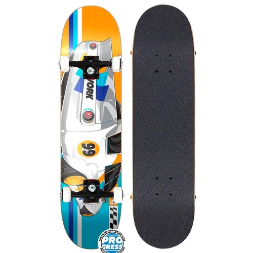 Скейтборд в сборе Footwork Progress Cresta 8.125 x 31.625