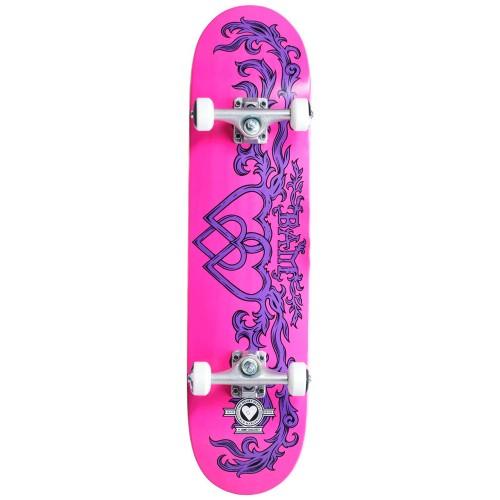 Скейтборд в сборе Heart Supply Bam Pro Complete Bamly 7.75 x 31.2