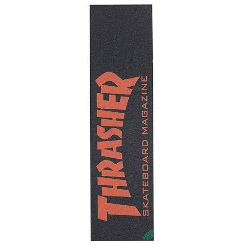 Шкурка для деки Mob Thrasher Skate Grip Orange