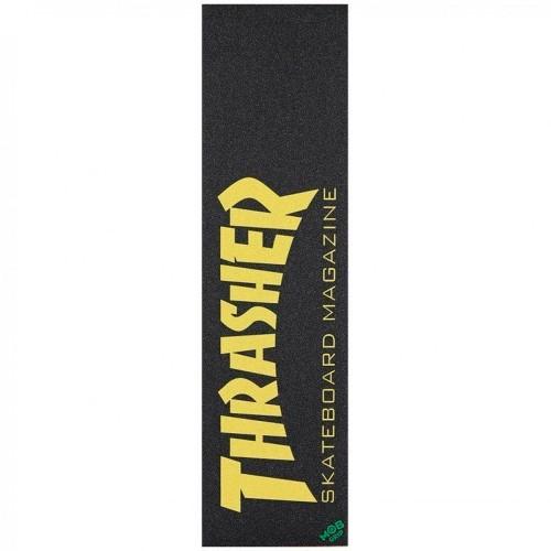 Шкурка для деки Mob Thrasher Skate Grip Yellow