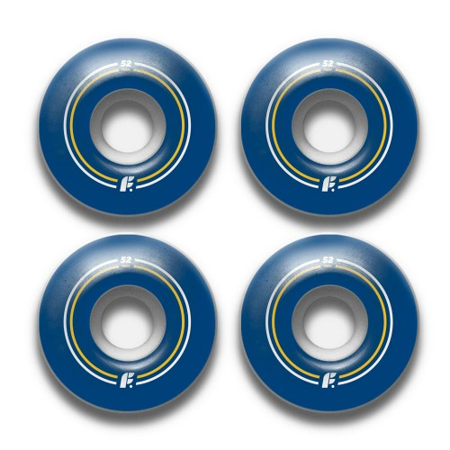 Комплект колес для скейтборда Footwork Basic Classic 53 mm 100a