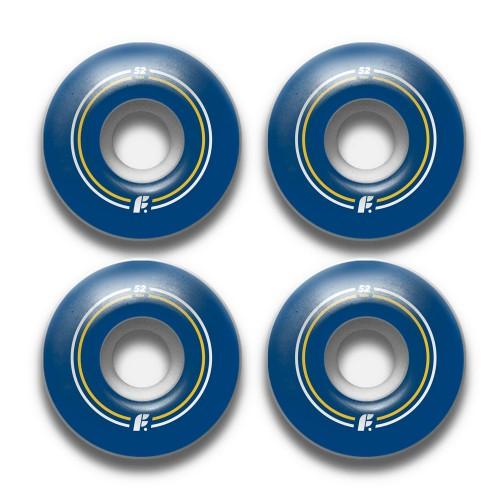 Комплект колес для скейтборда Footwork Basic Classic 52 mm 100a