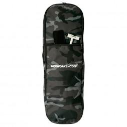 Чехол для скейта Footwork DeckBag Black Camo