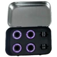 Подшипники Комета Abec 9 Фиолетовые