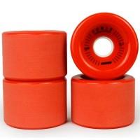 Koston Long Wheel Power Red 73 mm
