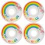 Комплект колес для скейта Enjoi Snuzzle Wheel White 52 mm