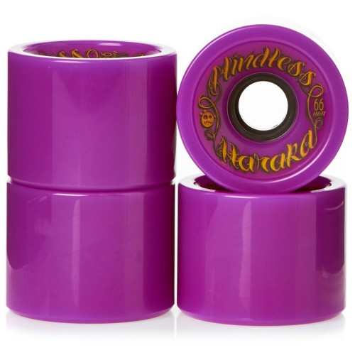 Колеса для лонгборда Mindless Voodoo Haraka Wheel Purple 66 mm