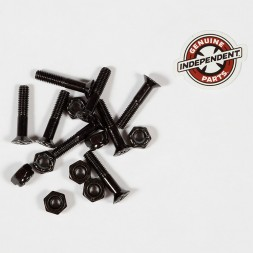 Independent Cross Bolts Phillips Hardware 1 Black