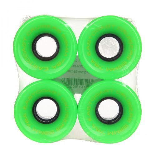 Колеса для круизера Eastcoast Shelby Acid Green 59 mm 78a