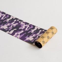 Шкурка Footwork Dip Grip Camo Purple