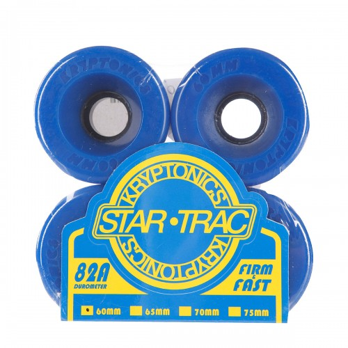 Kryptonics Star Trac Premium Blue 82A 60 мм