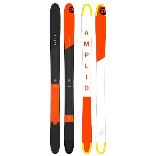 Лыжи Amplid Rockwell 18/19