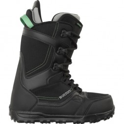 Burton Invader 13/14, black/grey