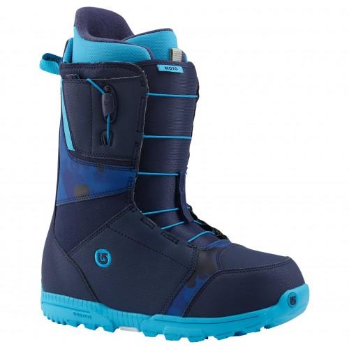 Ботинки для сноуборда Burton Moto 14/15, blue