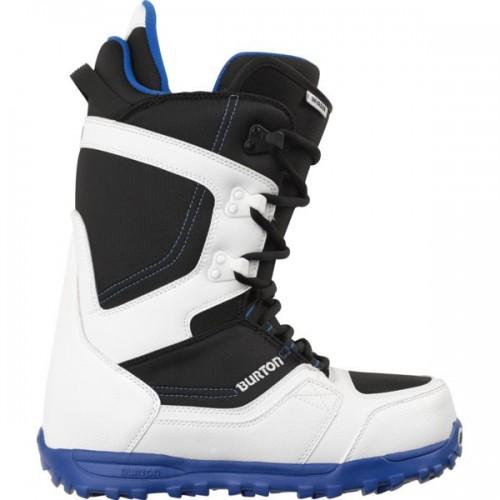 Ботинки для сноуборда Burton Invader wht/blk/blue