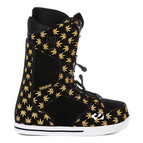 Ботинки для сноуборда ThirtyTwo 86 FT 12/13, black/print