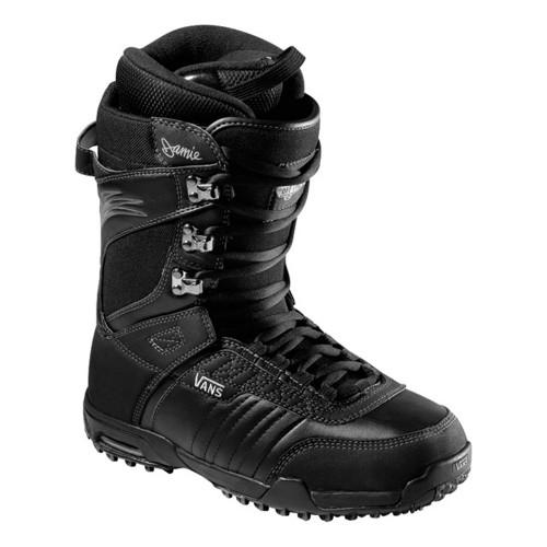 Ботинки мужские для сноуборда Vans Jamie Lynn Black/Bird