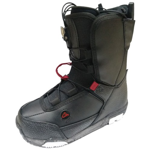 Ботинки для сноуборда Glide Black