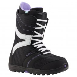Burton Coco 14/15, black/purple