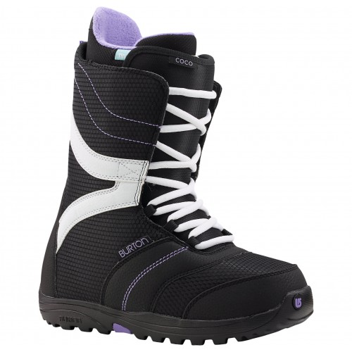Ботинки для сноуборда Burton Coco Black/Purple