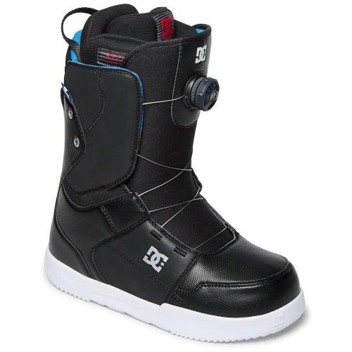 Ботинки для сноуборда DC Scout BOA Black 17/18