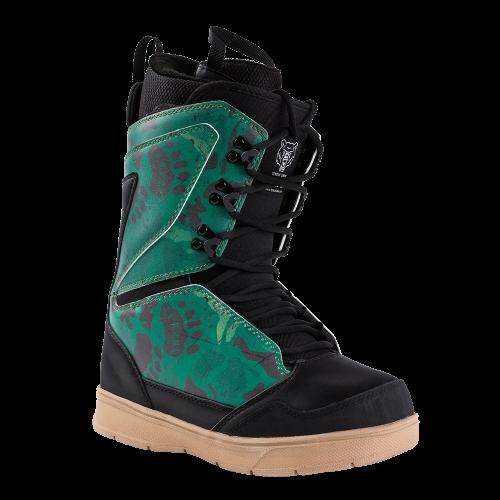 Ботинки для сноуборда мужские Terror Camo Green
