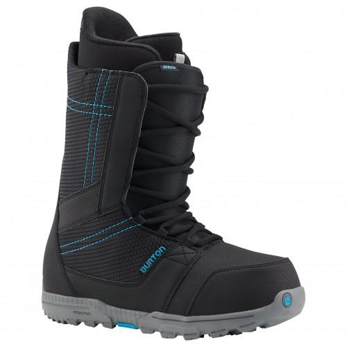 Ботинки для сноуборда Burton Invader 14/15, blk/cyan