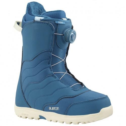 Ботинки для сноуборда женские Burton Mint BOA Blue 17/18