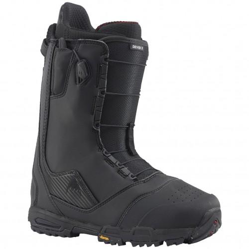 Ботинки для сноуборда мужские Burton Driver X Black 17/18
