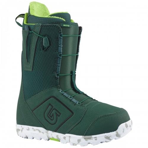 Ботинки для сноуборда мужские Burton Moto Green 17/18