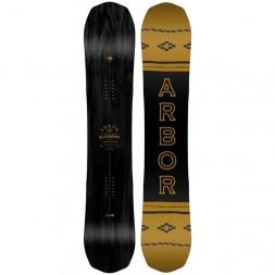Arbor Element Black Camber 18/19