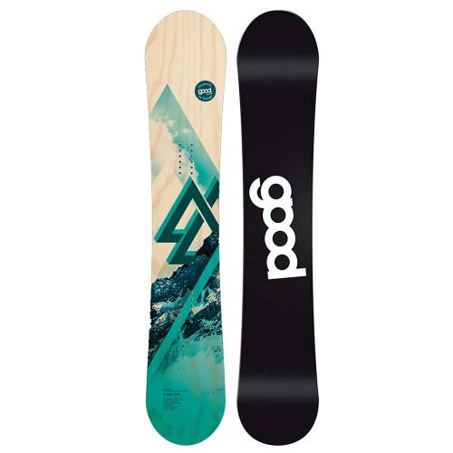 Женский сноуборд Goodboards Prima Camber