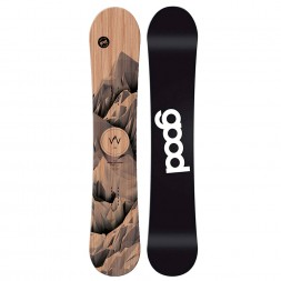 Goodboards Wooden Camber