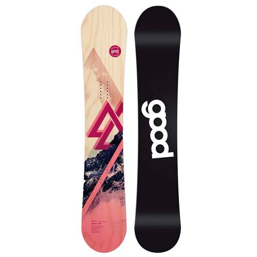 Женский сноуборд Goodboards Prima Double Rocker 18/19